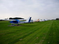 Andrewsfield Airport - Andrewsfield - by chris hall