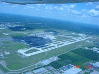 Gerald R. Ford International Airport (GRR) - GRR overflight - by Greg Hast