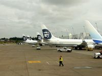 Seattle-tacoma International Airport (SEA) - Seattle is Alaska world :-) - by Victor Agababov