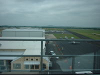Denton Municipal Airport (DTO) - View from the tower looking South. - by B.Pine