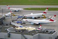 Vienna International Airport, Vienna Austria (LOWW) - VIE - LOWW  - by Stephan Burger