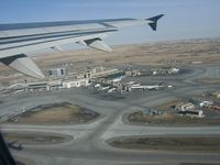 Calgary International Airport, Calgary, Alberta Canada (CYYC) - Calgary International main termainal - by PeterPasieka