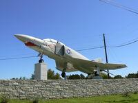 Lago Vista Tx - Rusty Allen Airport (RYW) - Loag Vista Airport Gate Guard! - by Zane Adams