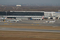 Vienna International Airport, Vienna Austria (VIE) - airport overview from helicopter - by Yakfreak - VAP