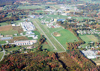 Butler Farm Show Airport (3G9) - Looking toward the north - by Steel61