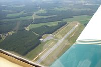 Martin County Airport (MCZ) - MCZ aerial view - by J Capps