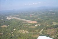 Rutherford Co - Marchman Field Airport (FQD) - Veiw from south - by J Capps