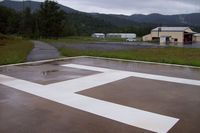 Avery County/morrison Field/ Airport (7A8) - Helipad - by J Capps