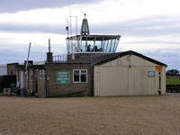 Fenland Airfield Airport, Spalding, England United Kingdom (EGCL) - The tower at Fenland - by chris hall