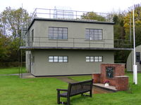 Seething Airfield - Seething Airfield Control Tower Museum - by chris hall