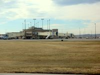 Rapid City Regional Airport (RAP) - Terminal building - by Victor Agababov