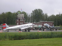 Lelystad Airport, Lelystad Netherlands (EHLE) - Aviodrome - Aviation Museum - Lelystad, own platform - by Henk Geerlings