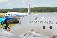 Lelystad Airport, Lelystad Netherlands (EHLE) - Giants of History Fly in , Aviodrome - Lelystad Airport - by Henk Geerlings
