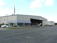 Mid-way Regional Airport (JWY) - Midlothain/Waxahachie Regional Airport - Terminal - by Zane Adams