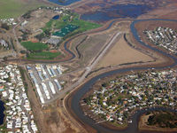 San Rafael Airport (CA35) - San Rafael Airport taken from the west - by Ken Freeze