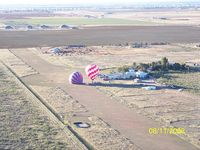 Ryan Aerodrome Airport (7TX7) - Balloon Launch   - by Rick Cauble