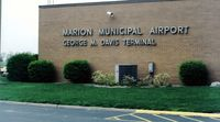 Marion Municipal Airport (MZZ) - Marion Terminal - by IndyPilot63