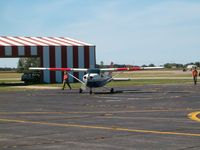 Logansport/cass County Airport (GGP) - Civil Air Patrol Skyhawk at Logansport - by IndyPilot63