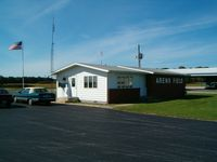 Arens Field Airport (RWN) - Driving by on the way up to Knox County - by IndyPilot63