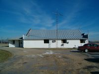 Randolph County Airport (I22) - FBO building - by IndyPilot63