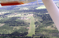 Flyin Armadillo Airport (TE55) - Looking Southwest - Grass fully covers now - by Kevin Berry - Owner