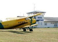 Fert?szentmiklós Airport, Fert?szentmiklós Hungary (LHFM) - Fertöszentmiklos / Meidl Airport / LHFM - Hungary - by Attila Groszvald / Groszi
