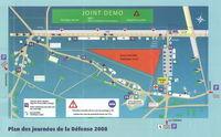 Florennes Air Base - Map EBFS - by Alex Smit