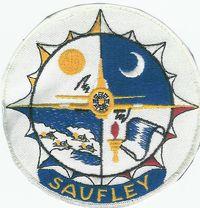 Saufley Field Nolf Airport (NUN) - BTU-2 Saufley Field patch - by Wayne Moore
