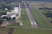 Lloyd Stearman Field Airport (1K1) - new 4600ft runway - by Dwayne Clemens