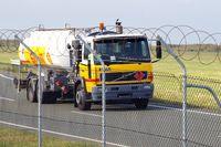 Brisbane International Airport, Brisbane, Queensland Australia (YBBN) - Shell Fuel Truck - by Max Riethmuller