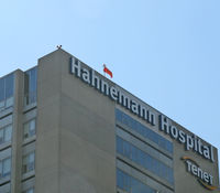 Hahnemann Heliport (1PS7) - Hanemann Hospital is one of several in downtown Philly with a heliport. - by Daniel L. Berek