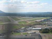 Williamsport Regional Airport (IPT) - Williamsport is getting some airport improvements.  I need to get back up in the air and get a more recent pic. - by Sam Andrews