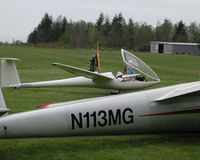 Bergseth Field Airport (WN76) - Bergseth field Glider Operations - by S. Perrin