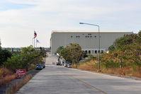 U-Tapao International Airport (Utapao/U-Taphao) - TG Heavy maintenance hangar at UTAPAO - by BigDaeng