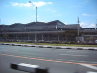 Ninoy Aquino International Airport, Manila Philippines (RPLL) - Terminal Three at Manila - by John J. Boling