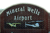 Mineral Wells Airport (MWL) - Mineral Wells Airport - This is the former Wolters AFB (WWII training field) and Downing Army Heliport (Vietnam era training facility)  - by Zane Adams