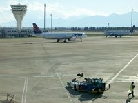 Antalya Airport, Antalya Turkey (LTAI) - An afternoon at Antalya airport - by Holger Zengler