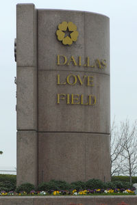 Dallas Love Field Airport (DAL) - Dallas Love Field entry. - by Zane Adams