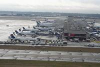 Hartsfield - Jackson Atlanta International Airport (ATL) - Concourse D at ATL - by Florida Metal