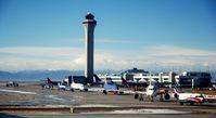 Denver International Airport (DEN) - Queue at Denver - by Victor Agababov