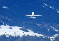 Innsbruck Airport, Innsbruck Austria (LOWI) - 15 seconds after take-off - by Holger Zengler