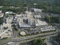Wake Medical Center Heliport (0NC4) - WakeMed Raleigh Campus - by Tom Parker