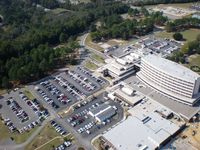 Wayne Memorial Hospital Inc. Heliport (0NC0) - Wayne Mem2 - by T Parker