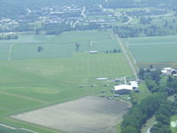 Geneseo Airport (D52) - Turning downwind for Geneseo. - by Terry L. Swann