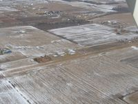 Ada Airport (0D7) - Looking NE from 2000 agl - by Bob Simmermon