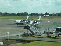 Maturín Airport - RAMP - by GUSTAVO RIVAS