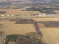 Ashland County Airport (3G4) - Left downwind for RWY 19 - Ashland, Ohio - by Bob Simmermon