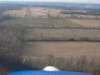 Ashland County Airport (3G4) - Final RWY 19 - Ashland, Ohio - by Bob Simmermon