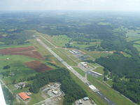 Mcminn County Airport (MMI) - Late Spring Flyby - by Nathan Cronquist