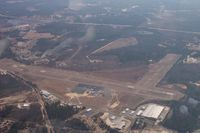 Richmond County Airport (RCZ) - Aerial photo of RCZ from the north - by Jon Raines